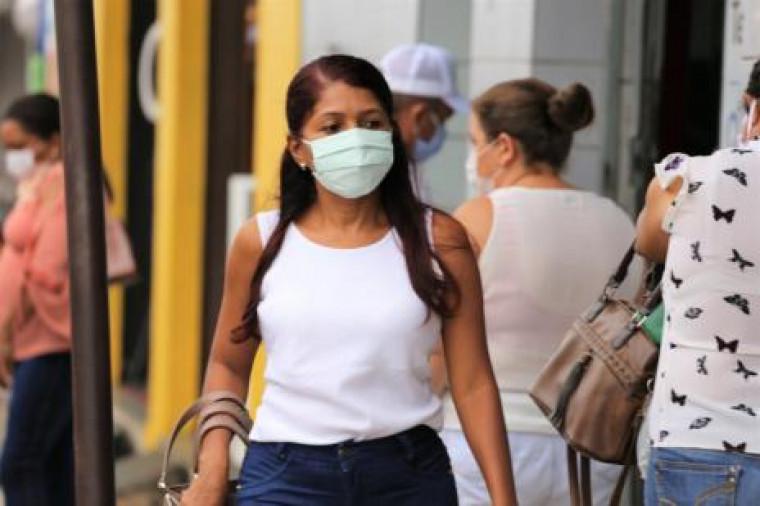Uso de máscara é obrigatório no Tocantins