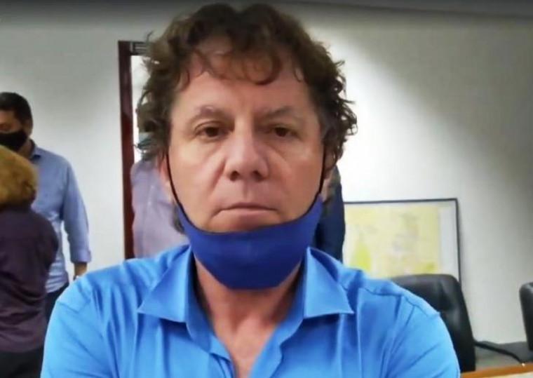 Prefeito Dr. Kasarin, de Colinas do Tocantins