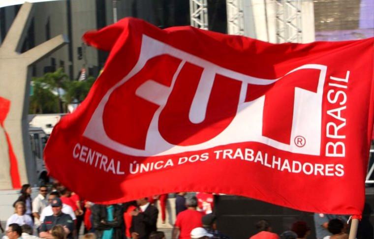 Bandeira da Central Única dos Trabalhadores