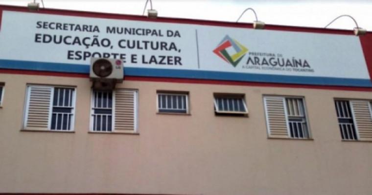 Secretaria da Educação de Araguaína