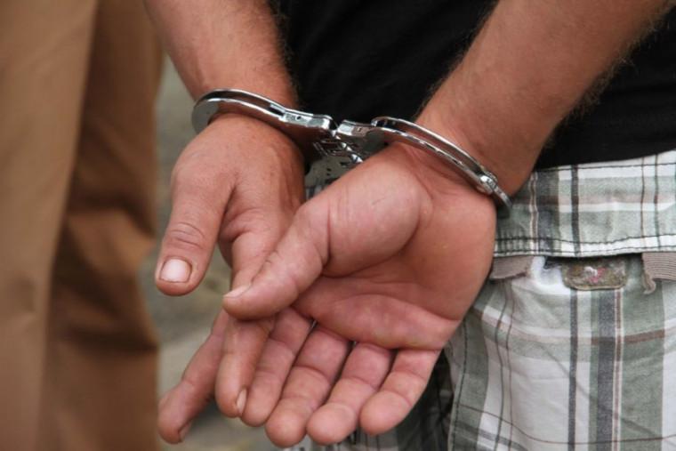 Homem foi preso numa estrada vicinal no município de Lajeado (TO)