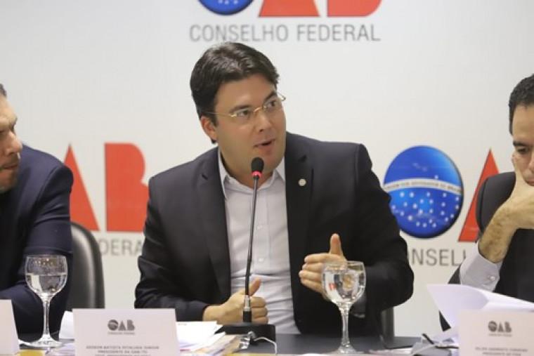 Presidente da OABTO afirmou que a Justiça ficou distante da advocacia e da sociedade