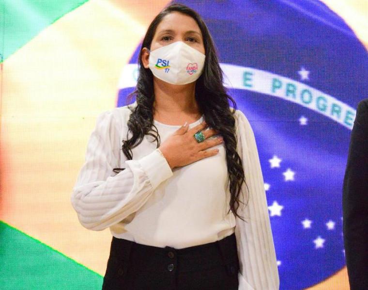 Vanda Monteiro é confirmada como candidata a prefeita de Palmas