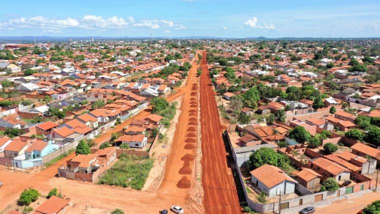 A Infraestrutura é a área com mais obras planejadas para este ano