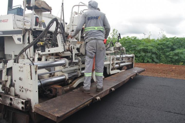 Obras vão melhorar a trafegabilidade