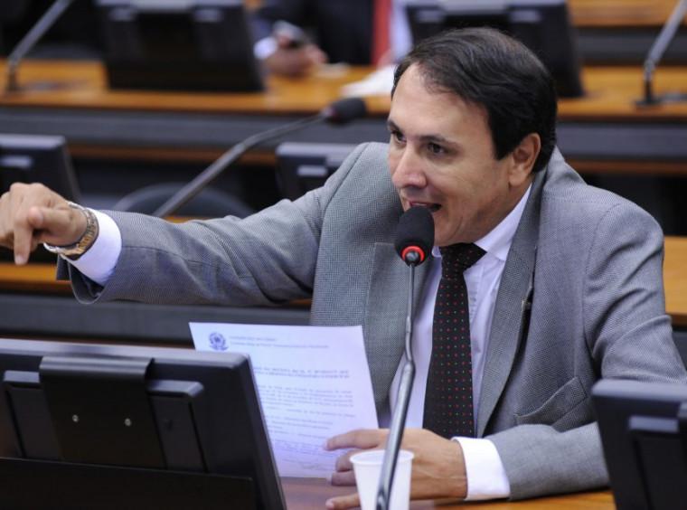 Gaguim é deputado federal desde 2014
