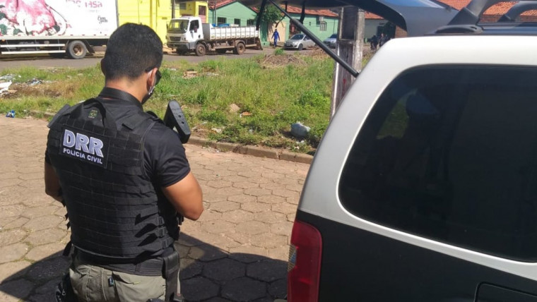 Investigação foi conduzida pela Delegacia de Repressão a Roubos (DRR)
