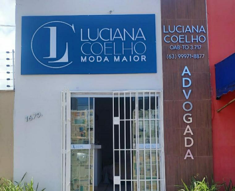 Loja e Escritório ficam localizados na Avenida Tocantins