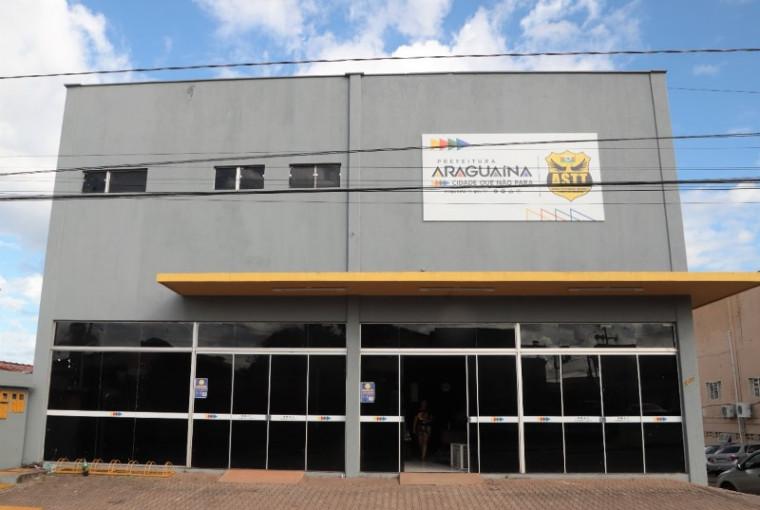 Nova sede da ASTT fica na Avenida Castelo Branco, Setor Brasil