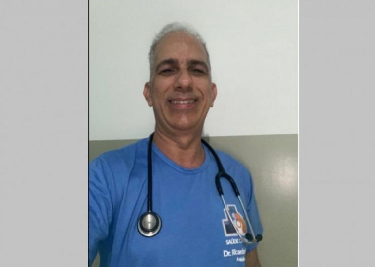 Médico foi morto a facadas durante plantão em unidade de saúde em Santa Rosa, no sul do Tocantins.