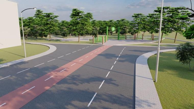 1ª etapa vai da Avenida Cônego João Lima ao Parque Cimba