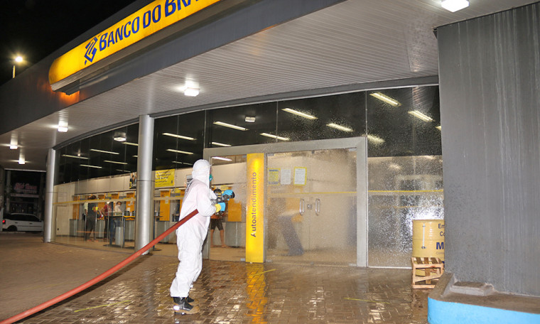 Após o mapeamento, as prefeitura farão o trabalho de desinfecção dos locais com presença do vírus