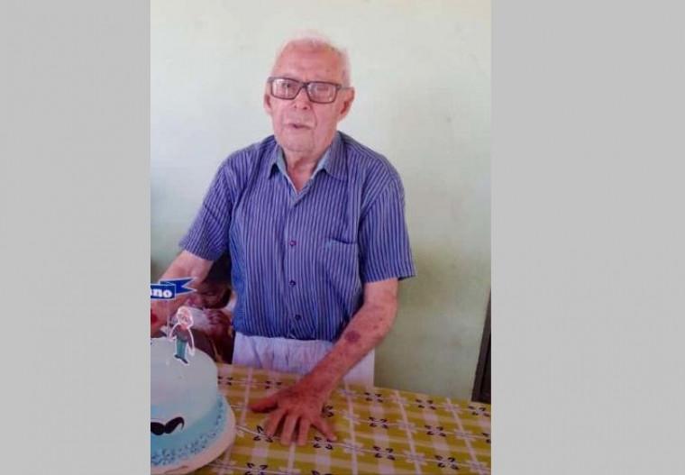 Professor Lauriano, 93 anos