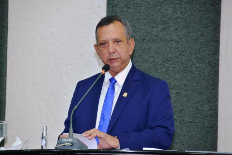 Antonio Andrade foi reeleito na mesma legislatura para a presidência da AL-TO