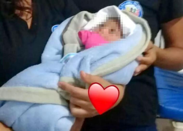 Criança foi resgatada