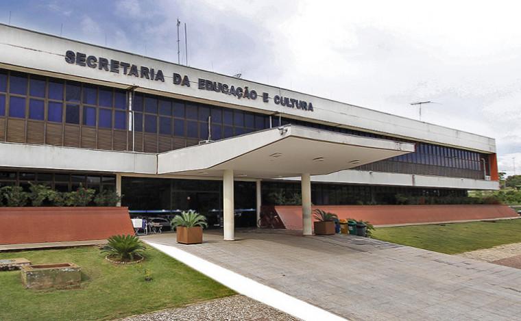 Sede da Secretaria de Educação do Tocantins