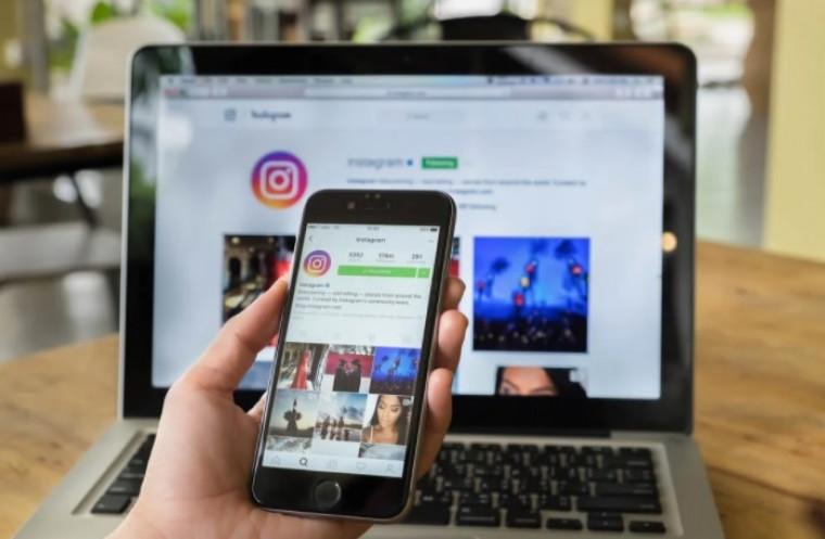 Vendas também aumentaram pelo Instagram