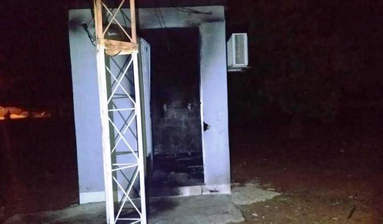 Suspeito ateou fogo nos equipamentos da rádio comunitária de Alvorada do Tocantins