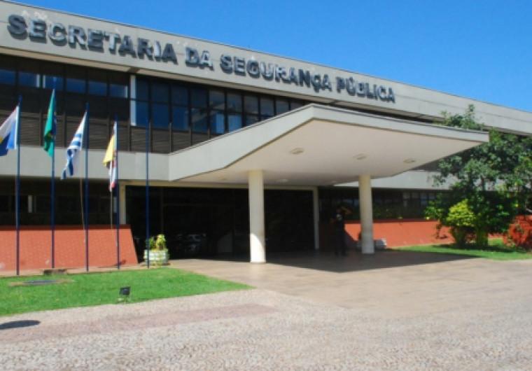 Secretaria da Segurança Pública do Tocantins