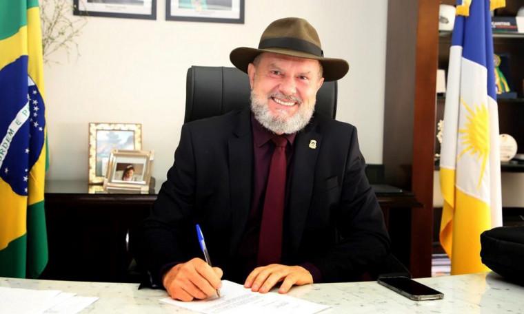 Governador Mauro Carlesse já disse que não será candidato a nada em 2022