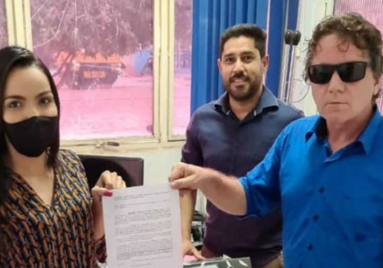Kasarim é dentista e declarou patrimônio de mais de R$ 1 milhão ao TSE para concorrer as eleições
