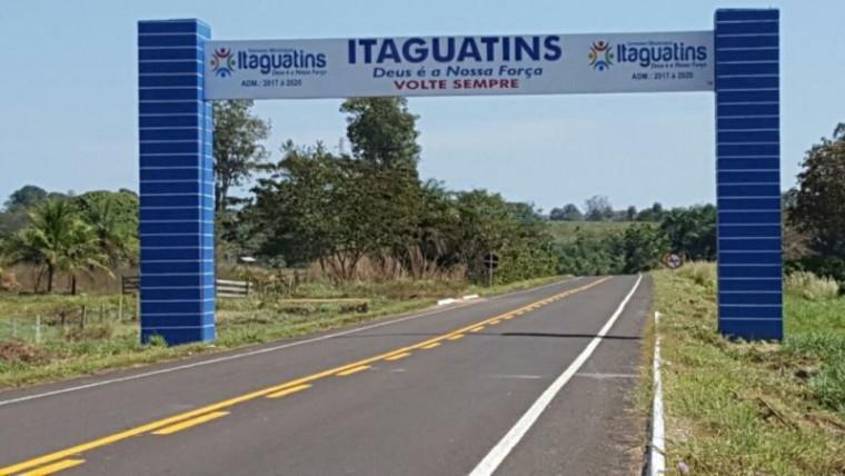 Município de Itaguatins
