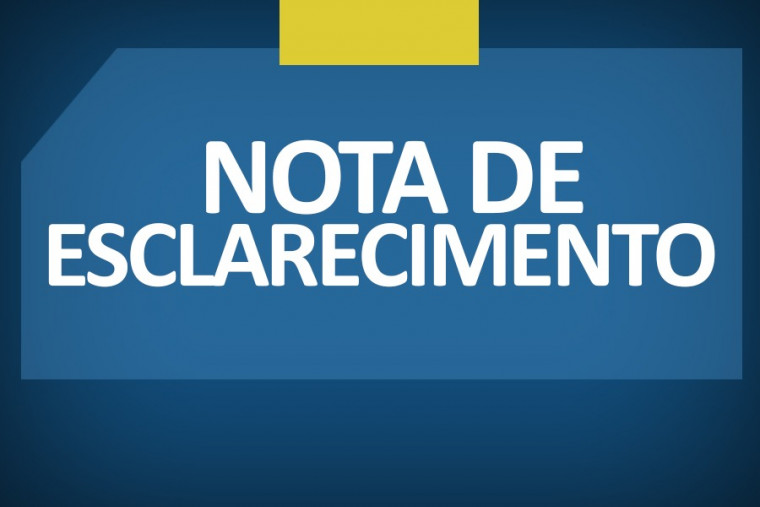 Nota de esclarecimento sobre suposta pesquisa eleitoral em Cachoeirinha