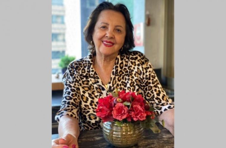 Dona Dirce Ferreira faleceu em Goiânia.