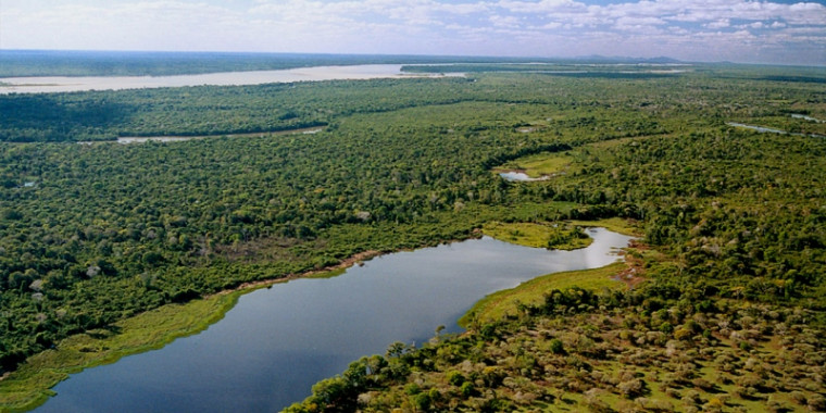 Terra indígena fica na Ilha do Bananal