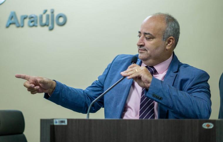 Vereador Fraudneis Fiomare (PSC)