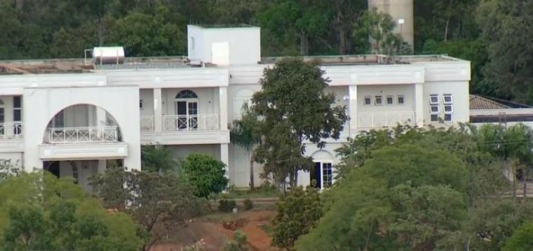 Residência Oficial do governador do Tocantins