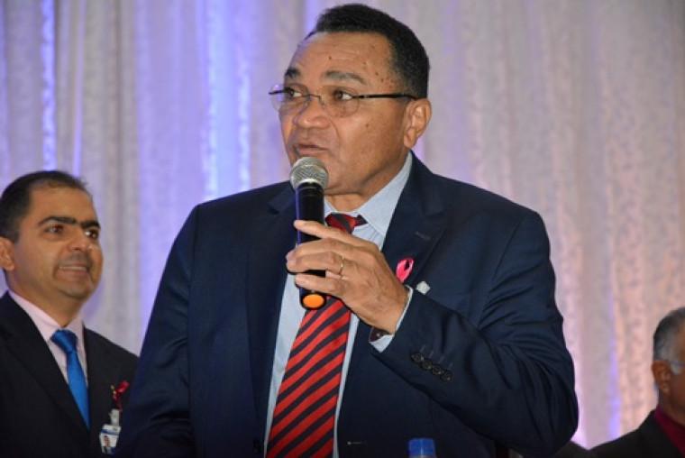 Pastor João Cruz líder das Assembleias de Deus Madureira em Gurupi