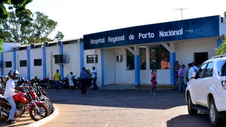 Médico estava lotado no Hospital Regional de Porto Nacional