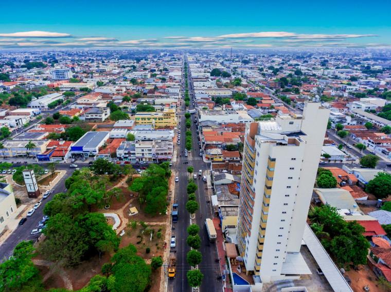 Gurupi é a terceira maior cidade do Tocantins