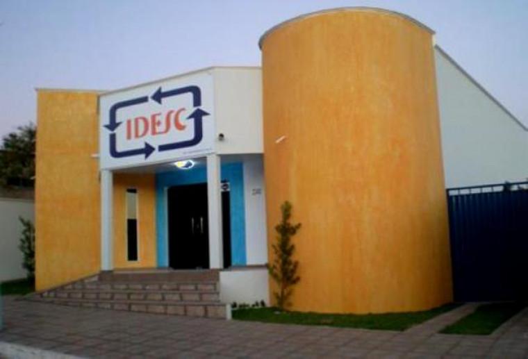 Imagem do Idesc disponível no site da banca