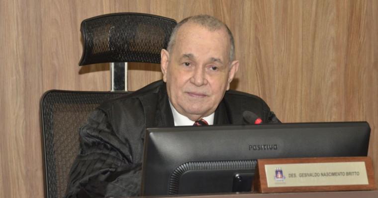 Dentre os alvos está o atual presidente do TJ, desembargador Gesivaldo Nascimento Britto.