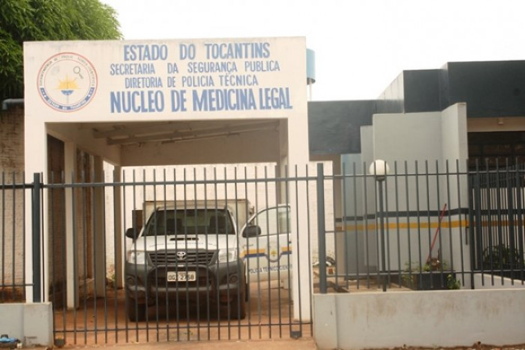 Corpo foi encaminhado ao IML de Araguaína