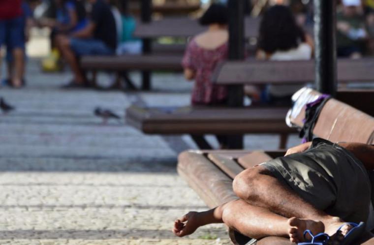 População vulnerável em extremo risco de contágio ao coronavírus