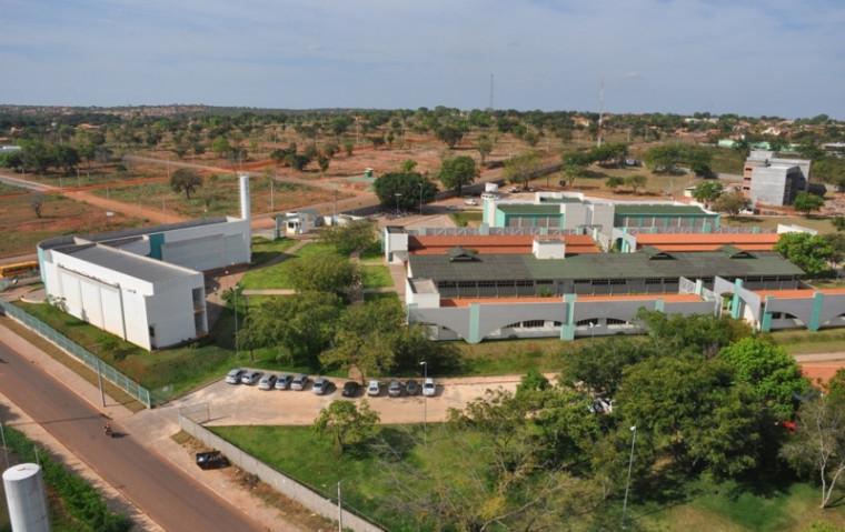 Campus da UFT de Araguaína