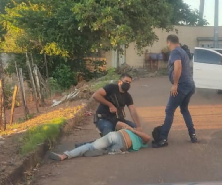 O homem traficava drogas de Araguaína para o Pará