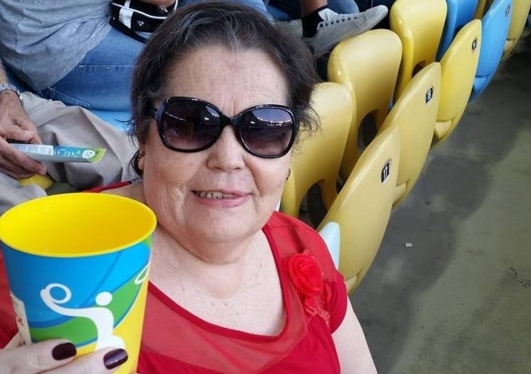 Auditora fiscal aposentada do Tocantins, Drª Beth