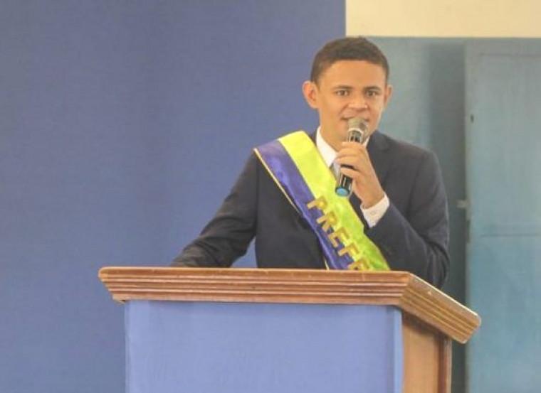 Dr. Thiago, prefeito de Lagoa da Confusão