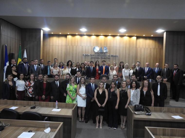Novo Conselho Seccional da OAB-TO