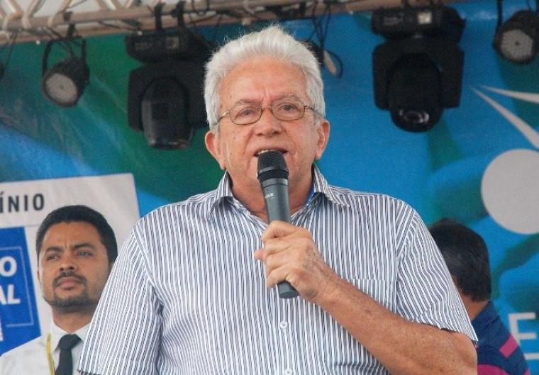 Mizô Alencar é ex-prefeito de Filadélfia