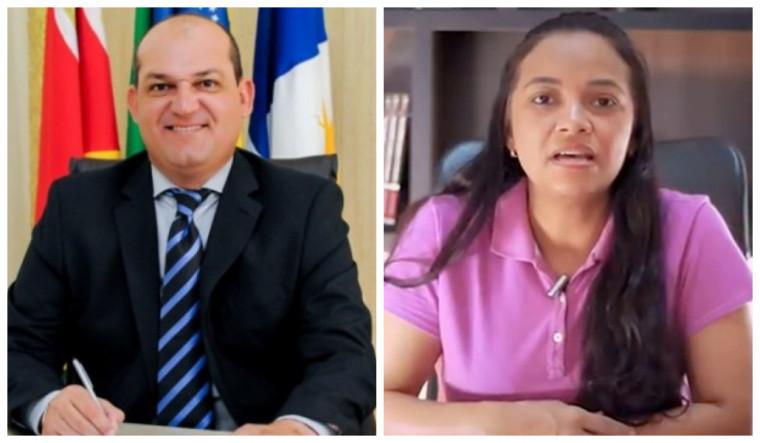 A coligação de Saulo acusa a oposição de usar a morte do irmão da adversária como discurso eleitoral