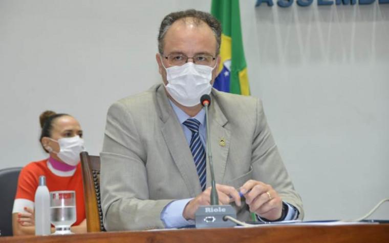 Carta é assinada por Sandro Henrique, secretário da Fazenda do Tocantins