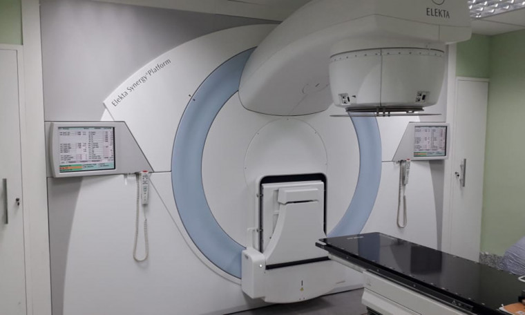 A liberação da máquina trará maior comodidade aos pacientes atendidos na Unacon/HRA