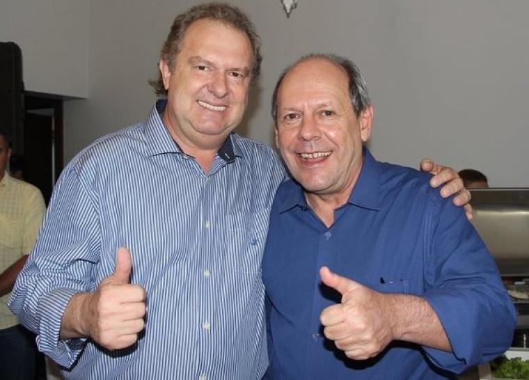 Dimas e Carlesse foram aliados políticos nas três eleições de 2018 ao Governo