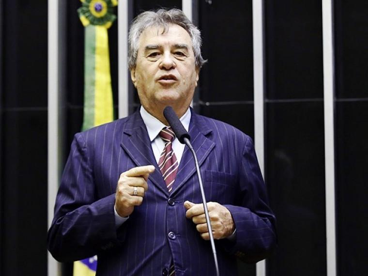 Célio Moura é deputado federal pelo PT