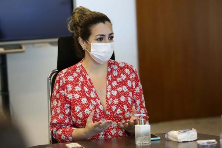 Prefeita Cinthia Ribeiro disse que já foram gastos R$ 20 milhões na pandemia